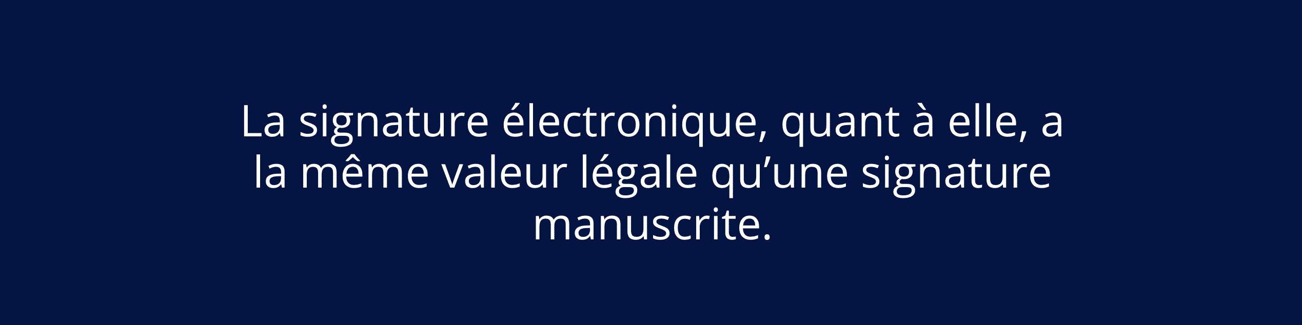 signature électronique prix