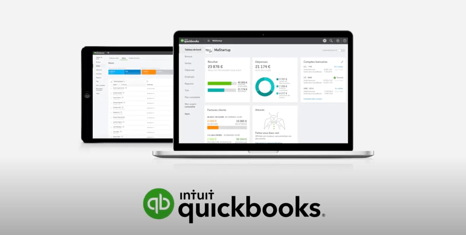 Quickbooks logiciel