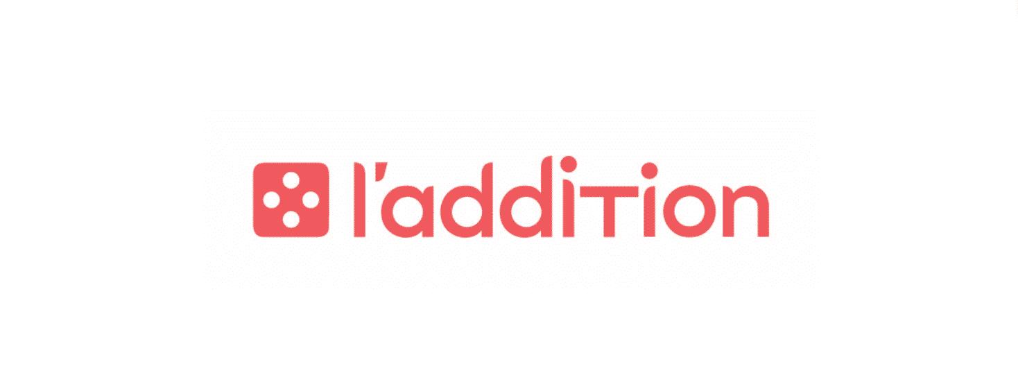 l'addition logo