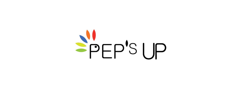 peps up logo