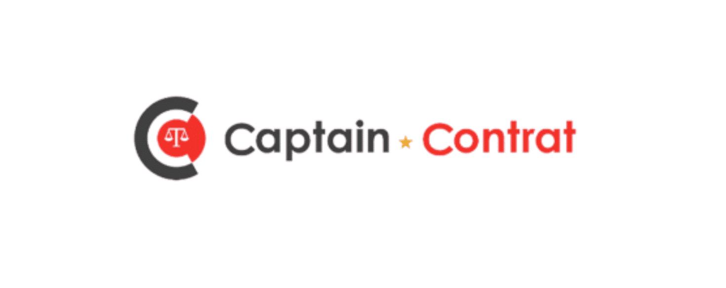 Captain Contrat VS Legalstart