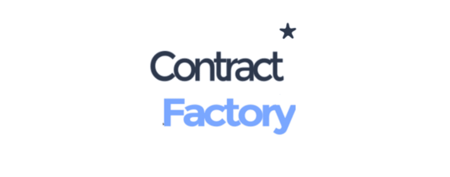 comparatif contract factory