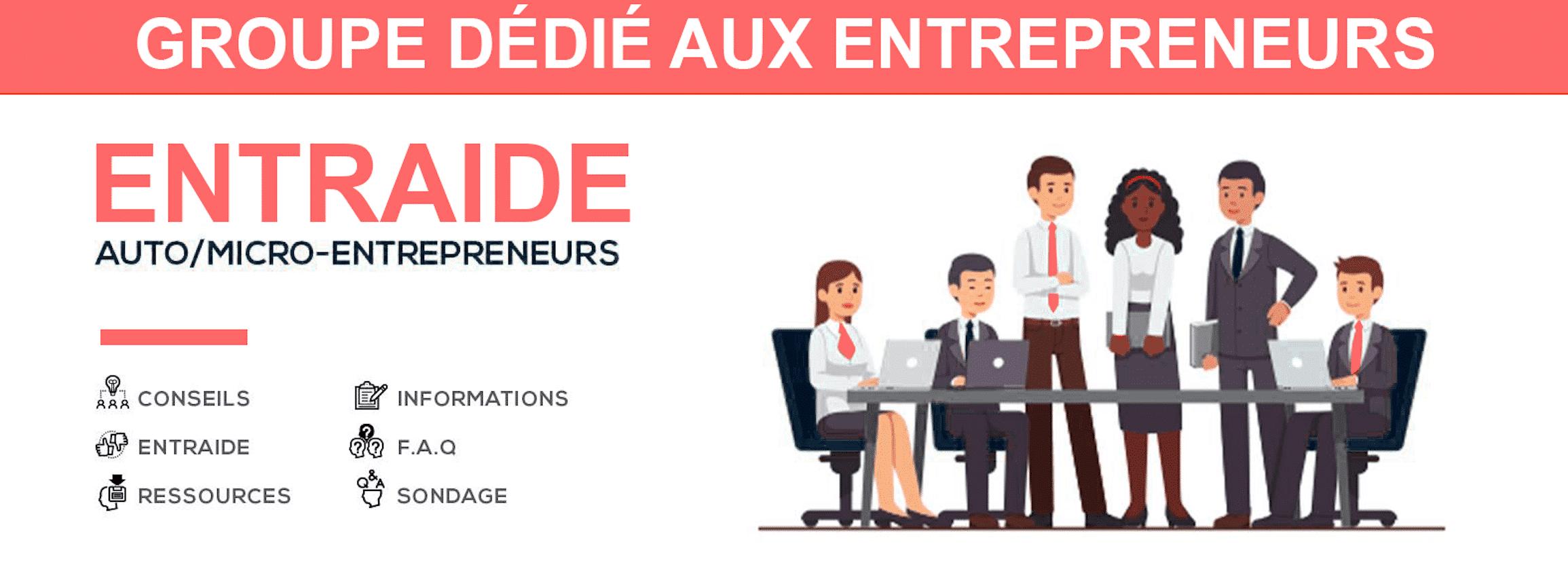 entraide auto-micro-entrepreneurs