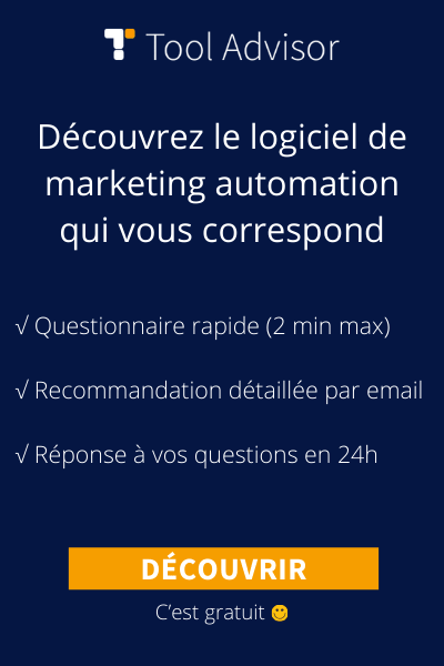logiciel de marketing automation bannière