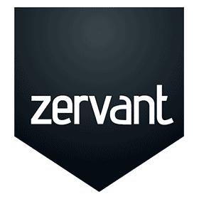 Zervant outil facture logo